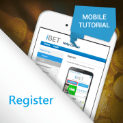 Malaysia Best Casino iBET, Mobile Tutorial - Register!