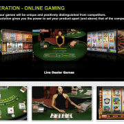 Preview Live Casino iCASINO+ by iBET Malaysia