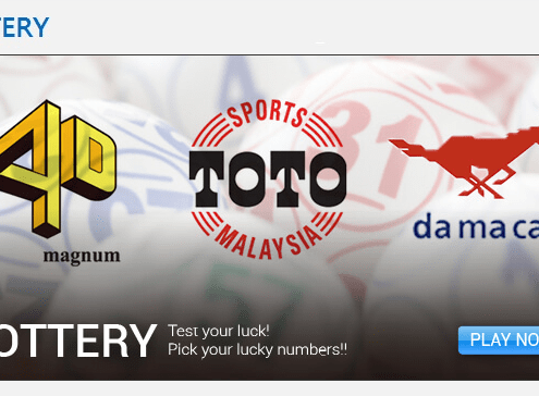 Malaysia online 4D (Magnum, Toto, Damacai) betting in iLOTTERY by iBET Malaysia