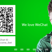 Add iBET WECHAT NOW !! Free credit RM 20 (iBET Malaysia only)