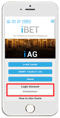 Installing iAG on iPHONE (iOS)-step 8