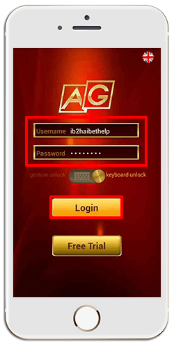 Installing iAG on iPHONE (iOS)-step 10