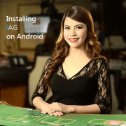 Malaysia Best Casino iBET, Mobile Tutorial – Installing iAG on Android!