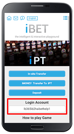 Installing iPT on Android Slot Games-step 2
