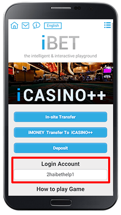 Installing iCASINO++ on Android-step 10