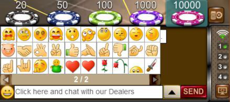 The basic limitation chat rooms