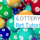 Online 4D betting iLOTTERY Bet Tutorial by iBET Malaysia