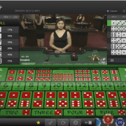 iBET iCASINO+(HoGaming) Sic Bo Game Permainan Play video