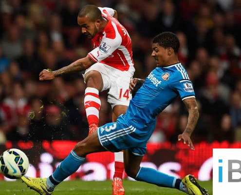 EPL Bola Sepak Arsenal 0:0 Sunderland Football Highlights 21/5/2015 by iBET Malaysia