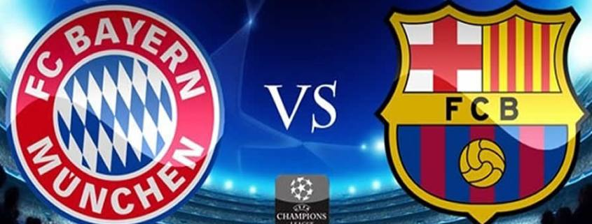 Champions League Bayern Munich vs Barcelona 1st Leg Recap & 2nd Leg Predictions by iBET