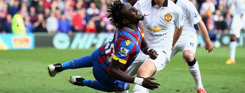 EPL Bola Sepak Crystal Palace 1:2 Manchester United Football Highlights HD 10/5/2015 by iBET
