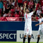 Europa League Sevilla 3:0 Fiorentina Bola Sepak Highlights 8/5/2015 by iBET