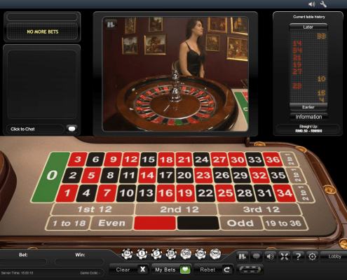 iBET Partner iPT Exclusive Roulette
