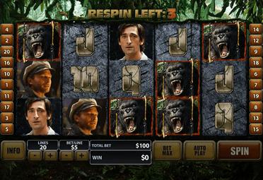 Malaysia Newtown Casino King Kong Slot Game in iBET
