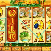 Desert Treasure Slots | $/£/€400 Welcome Bonus | Casino.com