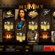Online Casino Malaysia The Mummy Slot in iBET