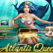 Atlantis Queen Slot Game in iBET Online Casino Malaysia