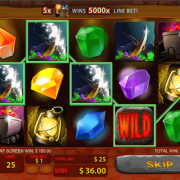 deposit online casino sizzling hot game