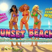 "Play iBet Casino Slot ""Sunset Beach"" Sexy Free Game"