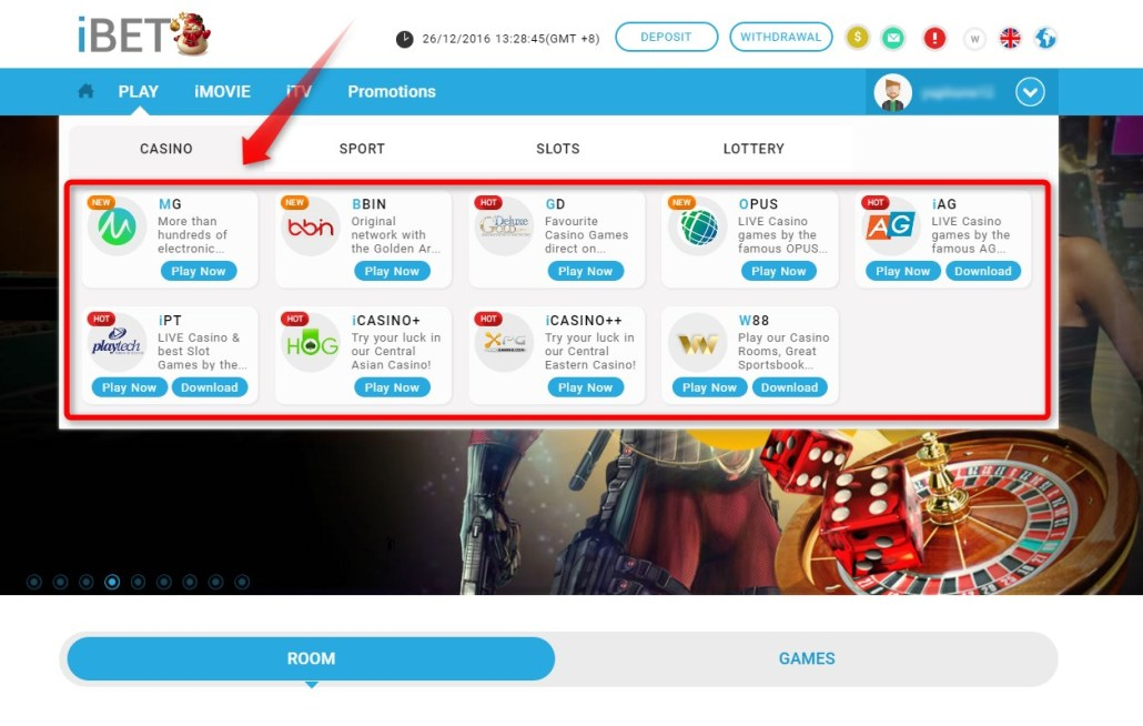 Just 4 Steps! It's So Easy to Register iBET Online Casino Malaysia!