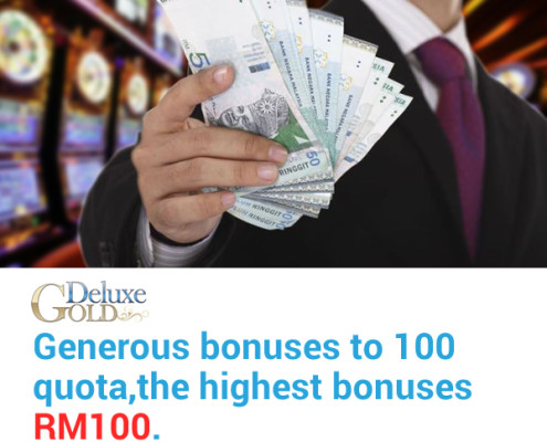 New iBET online casino BETA Experience to get RM100