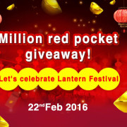 iBET Casino AG Million Dollars Red Envelopes