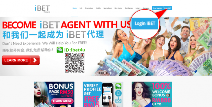 How to Watch HD AV on iBET Malaysia Online Casino?