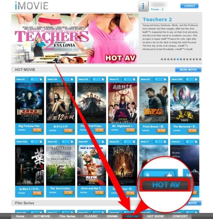 Watching Online HD AV on iBET Malaysia Online Casino3
