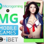 iBET Online Casino─MG Games Moblie Version Introduction