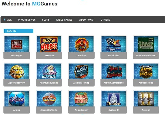 iBET Casino MG Game Room─Slots game Introduction