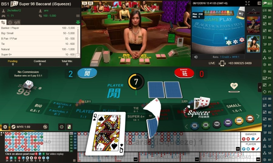 iBET Online Casino – W88 Live Casino Game Introduction