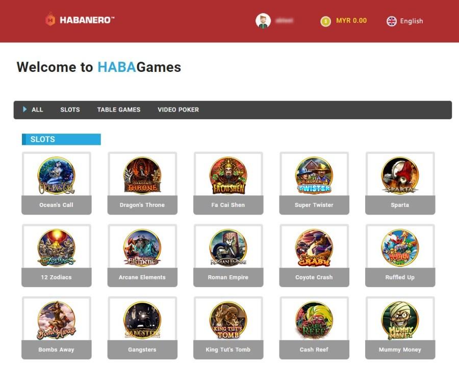 iBET Online Casino - HABA games