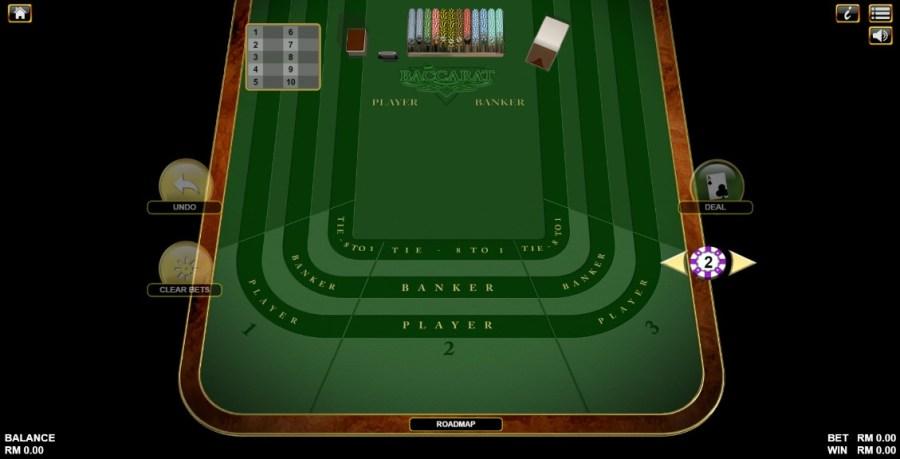 iBET Online Casino ─ HABA Platform Slot Games Info-table game