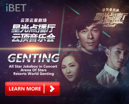 iBET Online Casino Malaysia All Star Jukebox in Concert Lucky Draw-logo