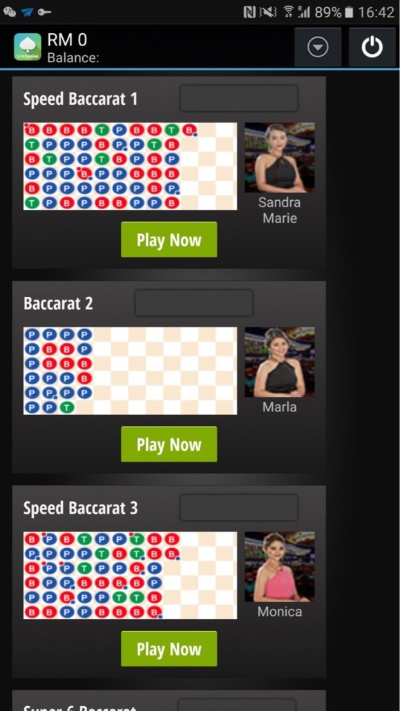 iBET Online Casino Malaysia HG Games Mobile Version