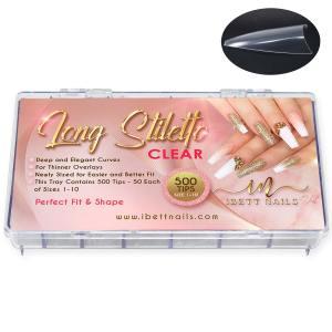 Clear Nail Tips