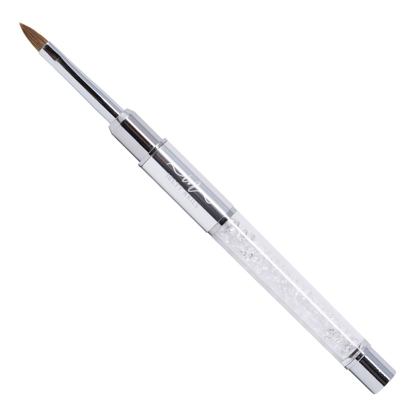 Kolinsky Brush #2 (Silver)