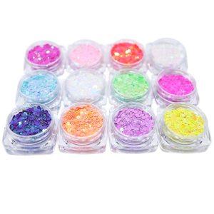 Set Glitter No. 3
