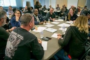 IBEW 1245 public sector members discuss the union difference