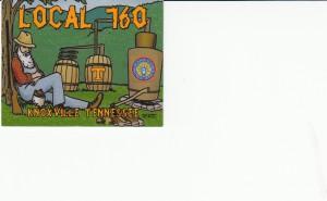 Local 760 Cotton Logo