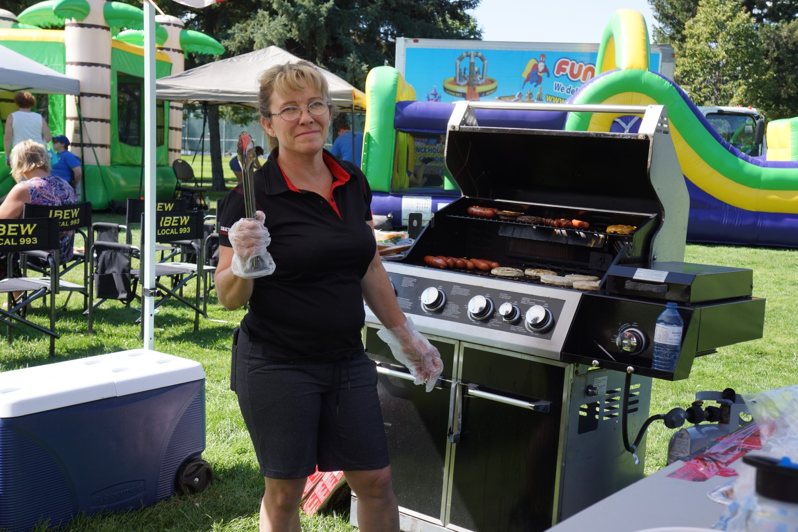 Kdlc Labour Day Picnic In Kamloops Ibew Local 993