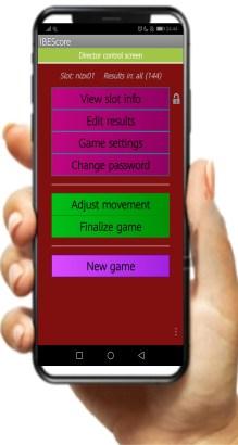 Finish bridge scoring from any device