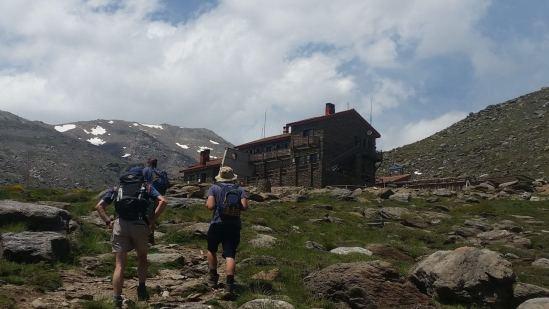 Trekking Sierra Nevada