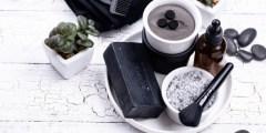 طريقة عمل صابونة الفحم