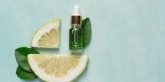 كيفية استعمال زيت الليمون للوجه
