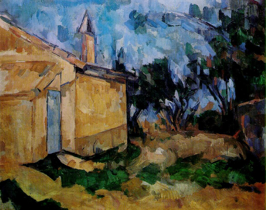 WebMuseum Czanne Paul Landscapes