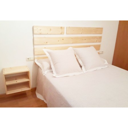 Cabecero de cama de madera nueva estilo nuevo
