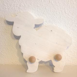 Perchero de madera infantil OVEJITA