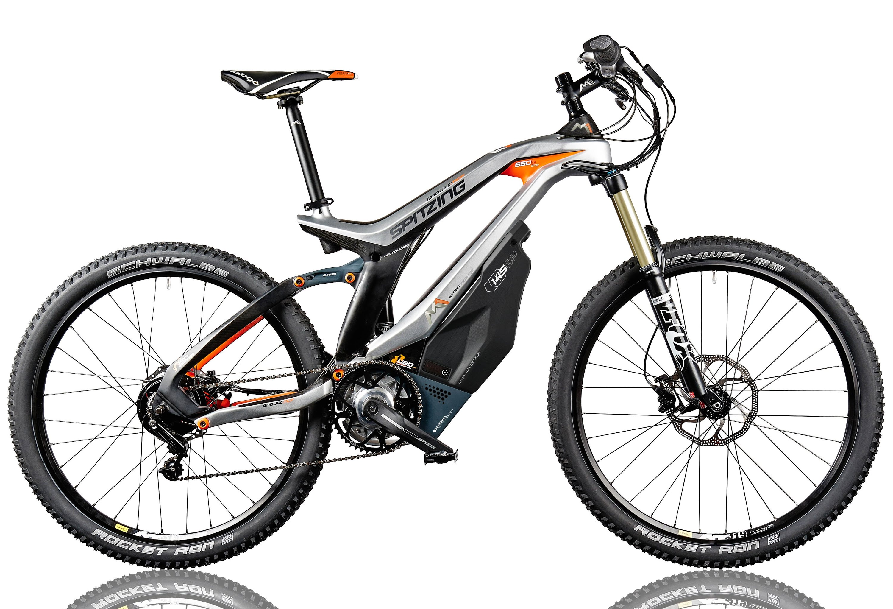 In 10 Years There Will No More Mtbs Without Electric