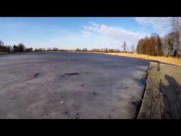 Jezioro Kraksy Biskupiec